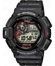 Casio G-9300-1ER Mens g-choque sensor de dupla energia solar relógio alimentado