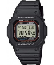 Casio GW-M5610-1ER rádio dos homens g-choque controlado relógio movido a energia solar