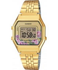 Casio LA680WEGA-4CEF Relógio de coleção de senhoras