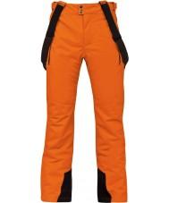 Protest 4710400-324-XS Calças de neve laranja oweny mens