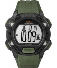 Timex TW4B09300 Mens expedição resina verde relógio de pulseira