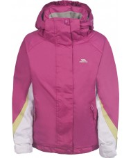 Trespass FCJKSKH20008-11-12 Meninas Astrid casaco cor de rosa - 11-12 anos