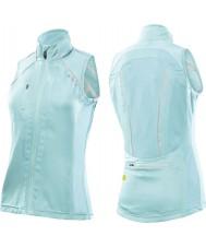 2XU Vestuário para senhoras em vidro azul