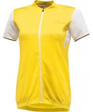 Dare2b DWT135-0QX16L Ladies apressarás camisa amarela brilhante - uk 16 (xl)