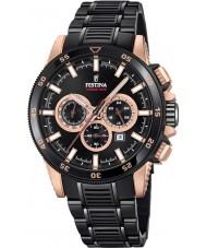 Festina F20354-1 Relógio de bicicleta de crono para homem