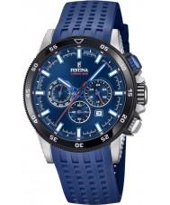 Festina F20353-3 Relógio de bicicleta de crono para homem
