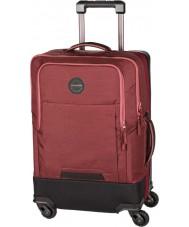 Dakine 10001478-BURNTROSE-81M Terminal spinner 40l suitcase