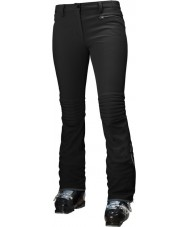 Helly Hansen 60387-990-L Senhoras calças bellissimo preto - tamanho l
