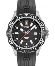 Swiss Military 6-4306-04-007 Relógio de patrulha dos homens