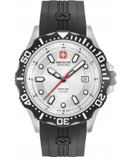 Swiss Military 6-4306-04-001 Relógio de patrulha dos homens