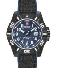 Swiss Military 6-4309-17-003 Relógio de carbono preto para homens