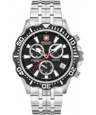 Swiss Military 6-5305-04-007 Relógio de patrulha dos homens