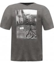 Dare2b Mens snapshot camiseta de marx cinzento