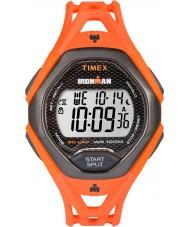 Timex TW5M10500 Mens resina laranja elegante ironman pulseira de relógio