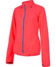 Dare2b DWL123-83A16L Ladies carapaça rosa neon windshell ciclo - tamanho l (16)