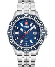 Swiss Military 6-5306-04-003 Relógio de patrulha dos homens