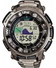 Casio PRW-2500T-7ER Mens pro trek sensor de triple difícil relógio solar,