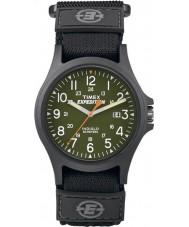 Timex TW4B00100 Mens expedição campista relógio preto núcleo