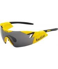 Bolle 6th Sense brilhantes amarelas óculos arma TNS preto