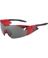Bolle 6th Sense mate óculos arma TNS preto vermelho