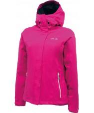 Dare2b DWW120-1Z008L Ladies comboio rosa elétrica jaqueta impermeável - xxs tamanho (8)