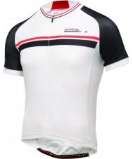 Dare2b DMT111-90090-XXL Mens aep t-shirt do circuito camisa branca - do tamanho de XXL