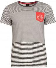 Protest T-shirt masculina de trilogia