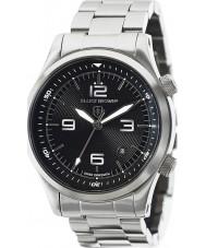 Elliot Brown 202-006-B07 Mens Canford pulseira de relógio de aço de prata