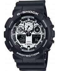 Casio GA-100BW-1AER Mens g-shock watch