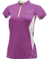 Dare2b Senhorita revel performance purple t-shirt