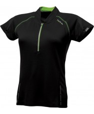 Dare2b DWT078-80008L T-shirt camisa preta refrescada - xxs tamanho (8)