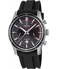 Festina F16874-H Mens Tour of Britain 2015 cinzento cronógrafo Black Watch