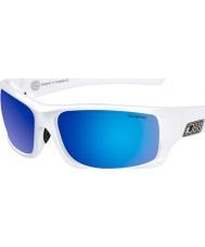 Dirty Dog 53241 clank óculos de sol brancos