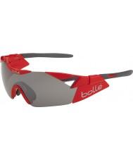 Bolle 6th Sense s brilhantes óculos arma TNS vermelho