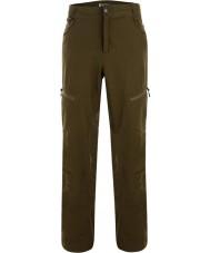 Dare2b DMJ334L-3C4032 Mens sintonizados no camo calças verde perna longa - tamanho s (32in)