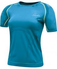Dare2b As senhoras acalmam a t-shirt da jóia azul