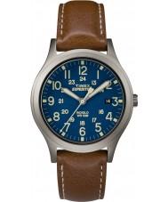 Timex TW4B11100 Relógio de expedição de expedição para homens