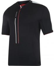 Dare2b DMT134-80040-XS Mens t-shirt camisa preta Astir - tamanho xs