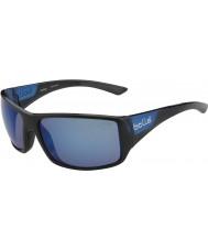 Bolle Notechis Scutatus preto fosco azuis óculos de sol azuis no mar polarizadas brilhantes