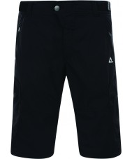 Dare2b DMJ085-800036 Mens modificar 2em1 shorts pretos - 36 polegadas
