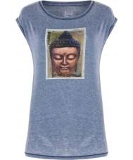 Dare2b T-shirt azul marinho para senhoras