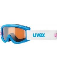 Uvex 55S8241312 pro nevado jogo 12 de 4 óculos de esqui diferentes