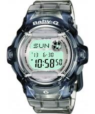 Casio BG-169R-8ER Baby-g Telememo 25 cinza relógio digitais