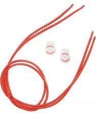 Zone3 Z14278 laços vermelhos elásticas