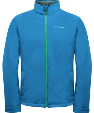 Dare2b DML316-5NN90-XXL Mens metil assaltante jaqueta softshell azul - tamanho XXL