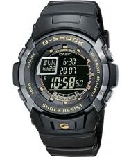 Casio G-7710-1ER Mens g-shock relógio preto auto-iluminador