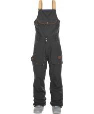 Picture MPT055-BLACK-M Mens yakoumo 2 bib ski pants