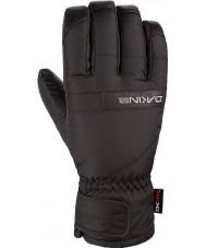 Dakine 1300330-BLACK-XL Luvas pretas novas para homens nova - tamanho xl
