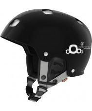 POC PO-66005 Receptor bug ajustável 2,0 brilhante urânio capacete de esqui preta - 51-54cm