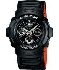 Casio AW-591MS-1AER Mens relógio de g-choque cronógrafo esportes